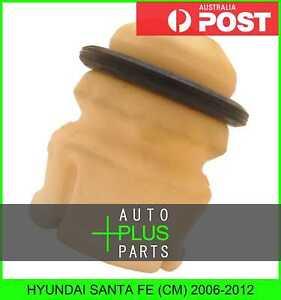 Fits HYUNDAI SANTA FE (CM) 2006-2012 - Rear Bumper Coil Spring Bump Stop
