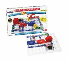 ELENCO Snap Circuits Jr. Electronic Kit SC-100