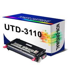 1 Magenta Toner Cartridge Replace for Dell 3110 3110cn 3115cn 593-10167 3110M