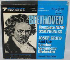 Beethoven Complete Nine Symphonies Josef Krips and the London Symphony Orchestra