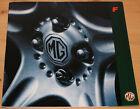 Prospekt MG F 1997