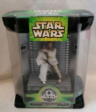 STAR WARS - *New MIB* Star Wars Skywalker & Leia Swing To Freedom Figure 2002