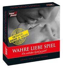 Wahre Liebe BDSM - Fetisch & BDSM Edition - erotisches Spiel für Erwachsene