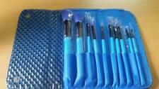 MAC Makeup Brushes & Brush Kits (10 brushes BLUE)