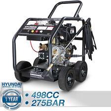 More details for 🔵 diesel pressure washer electric start 498cc 4000psi 15l, bar 275,  ar triplex