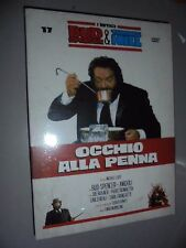DVD N° 17 I MITICI BUD SPENCER & TERENCE HILL OCCHIO ALLA PENNA  2016