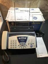 Brother Fax 575 Personal Fax With Phone And Copier See Description