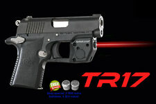 ARMA LASER TR17 RED SIGHT for Colt Mustang XSP with Grip Touch Activation