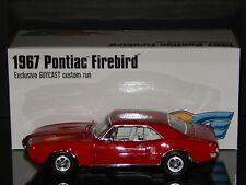 1:18 Scale GMP/Acme 1967 Pontiac Firebird, Item No. A1805209, 1 of 200