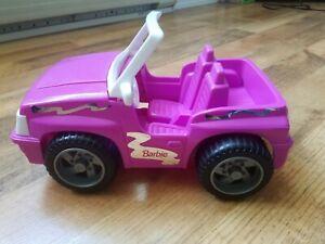 1994 Purple Barbie Jeep