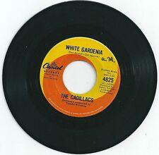 norherm soul popcorn THE CADILLACS - WHITE GARDENIA