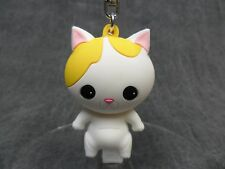Purrfect Pets * Exotic Shorthair * Blind Bag Figural Cat Keychain Key Chain Ring