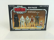 brand new star wars empire strikes back yellow 6-pack box six pack
