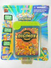 RARE DIGIMON TRADING CARD DISPENSER for KIDS BELT CLIP 2000 New NIP FOX KIDS