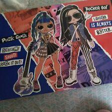 LOL Surprise OMG Remix Rocker Boi and Punk Grrrl 2 Pack Dolls w/ Music #527