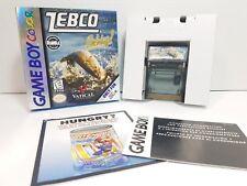 Zebco Fishing (Nintendo Game Boy Color, 1999)