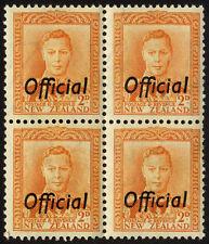 Pre-Decimal Stamp Blocks