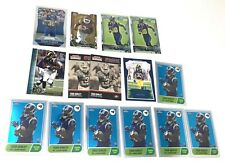 Todd Gurley 15 Card LOT w/ 12 Rookies RC 2015 Bowman 28 Topps Chrome 110 & 60th