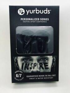 YURBUDS INSPIRE SPORT EARPHONES ONLY - BLACK