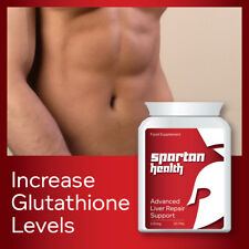 SPARTAN HEALTH ADVANCED LIVER REPAIR SUPPORT PILLS GET OPTIMAL LIVER FUNCTION