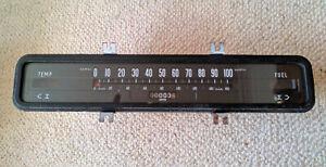 ADO16 1100/1300 Dash/Instruments/Speedo New Old Stock