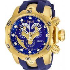 Invicta Men's 14465 Venom Analog Display Swiss Quartz Blue Watch