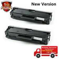 2PK Toner for Samsung MLT-D111S Xpress M2020W Xpress M2070FW Xpress M2070W
