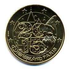 77 DISNEY 2015, 2014, Monnaie de Paris