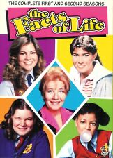 The Facts of Life ~ The Complete First And Second Seasons ~ 4-Disc DVD Box Set