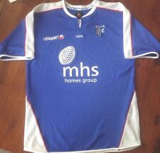 Uhlsport GILLINGHAM FC 2005-2006 Home Soccer Jersey M Football England Shirt