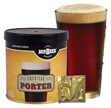 Mr. Beer American Porter Homebrewing Craft Beer Refill Kit