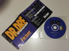 Single CD Dr.Dre - Keep their heads Ringin 4.Tracks 1995 Soundtrack Friday 170