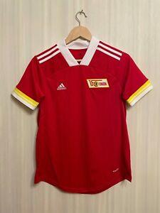 Ladies 1. FC Union Berlin 2020/2021 Home Sz S Adidas shirt jersey frauen trikot