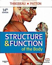 Structure and Function of the Body, 14th Edition. Excellent Condition with CD