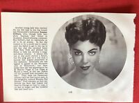 m2e ephemera 1950s film picture cutting joanne gilbert