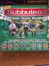 Hasbro Subbuteo Dream Team Stadium Used But In Vgc