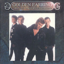 GOLDEN EARRING - CONTINUING STORY OF RADAR LOVE [REMASTER] NEW CD