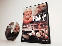 DVD FRANNY Richard Gere Dakota Fanning Theo James (2015) STAMPA LUCKY RED