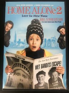 Home Alone 2: Lost in New York (DVD, 2010, Canadian)