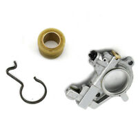 Oil Pump With Worm Gear For STIHL MS341 MS361 Chain Saw 1135 640 3200 Kit