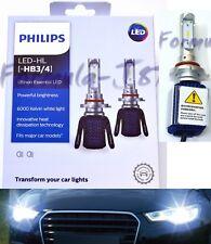 Philips Ultinon LED Kit 6000K White 9005 HB3 Two Bulbs Head Light Lamp OE