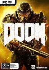 Doom  - PC game - BRAND NEW