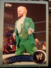2011 Topps WWE Wrestling BLUE #20 Hornswoggle #d 0570/2011