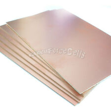 5 pcs 12cmx18cm Copper Clad Circuit Boards PCB Single Side FR2 1.5mm US Stock