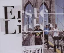 RAPSOUL / ERSTE LIEBE - SINGLE-CD 2007 * NEW & SEALED * NEU *