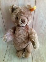 Steiff Vintage Mohair Teddy Bear Full Jointed 0202/26