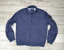 GANT USA NAVY BLUE MEN'S JACKET FLYERS  size M