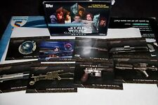 STAR WARS GALACTIC FILES REBORN : lot 8 spéciales W