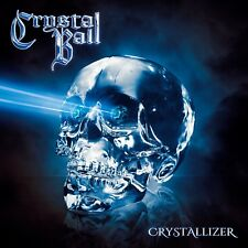 CRYSTAL BALL - Crystallizer - Digipak-CD - 4028466910097