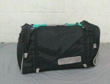 """Athalon Hand Carry Gear Duffle Bag Black 9.5x11.5x18"""" NO SHOULDER STRAP GREAT"""